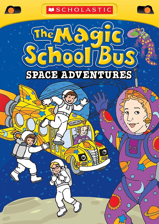 Amazon com: The Magic School Bus: Space Adventures: Lily