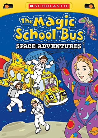 amazon com the magic school bus space adventures lily tomlin