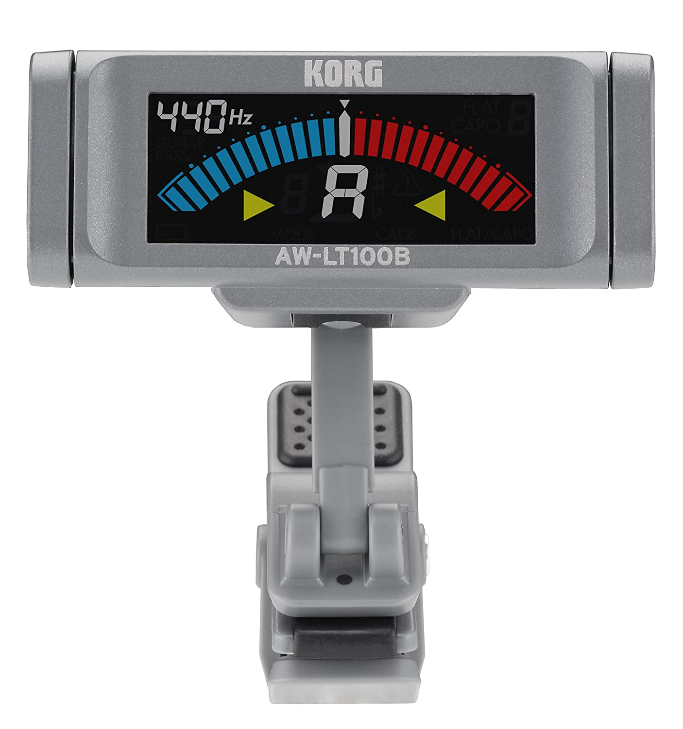Korg AW-LT100B Clip-on Bass Tuner