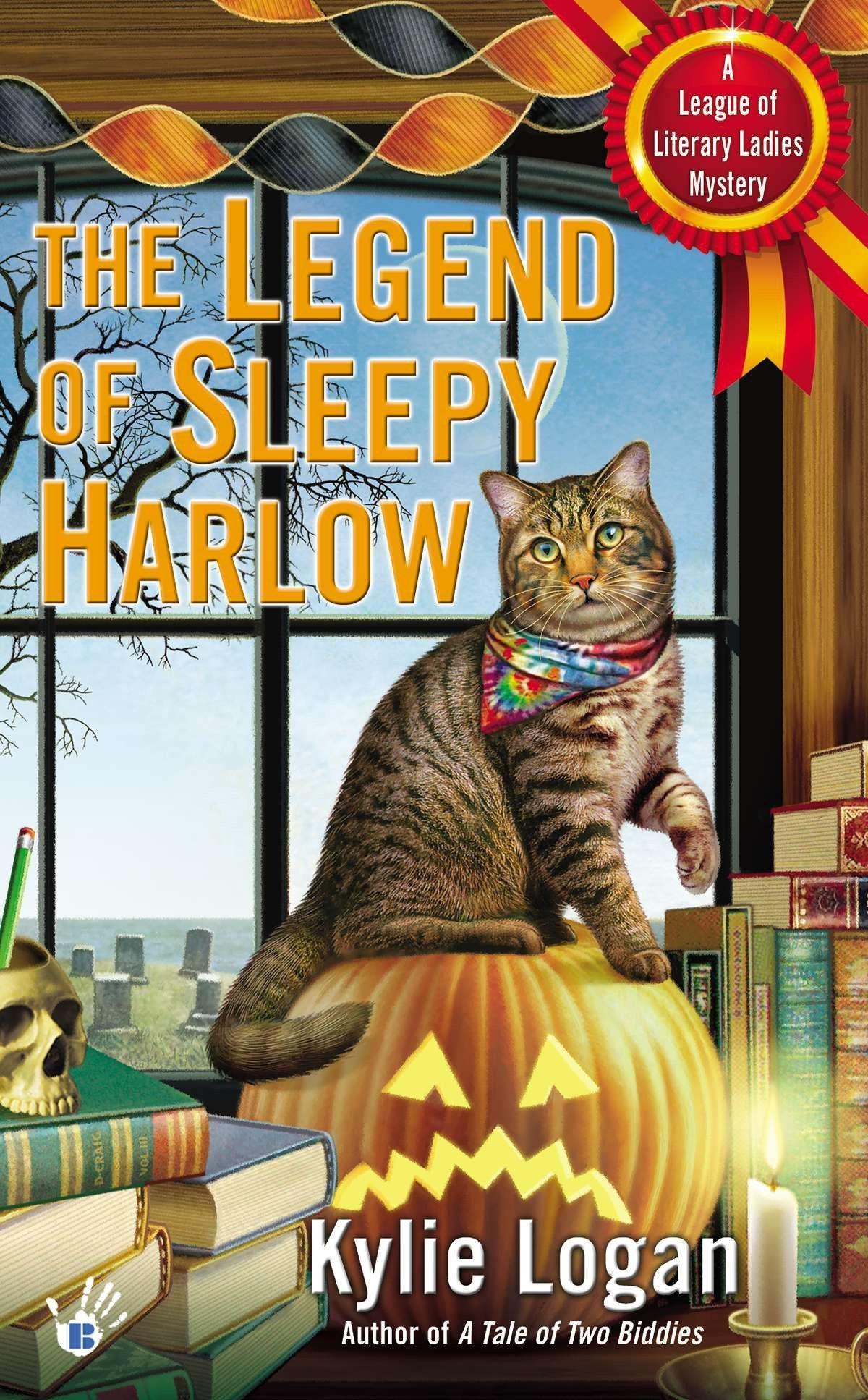 Read Online The Legend of Sleepy Harlow (League of Literary Ladies) pdf epub