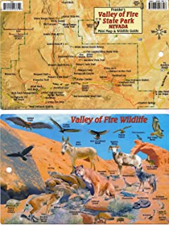 Valley Of Fire State Park Nevada Adventure Guide And Map Frank