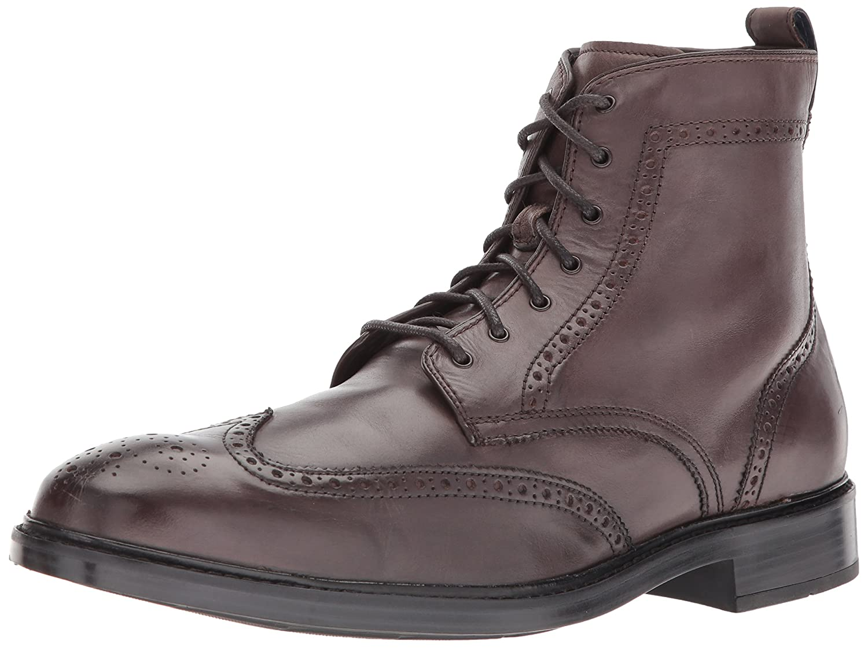 Java Cole Haan Mens Kennedy Wingtip Boot II Fashion Boot
