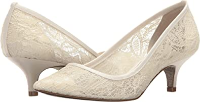 2ea76e3cf67 Adrianna Papell Women s Lois Lace Ivory 1890 Lace 6 ...