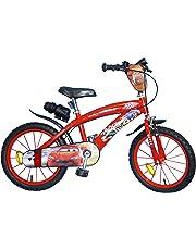 """Toims - CARS Vélo enfant 16"""" - 5/8 ans"""