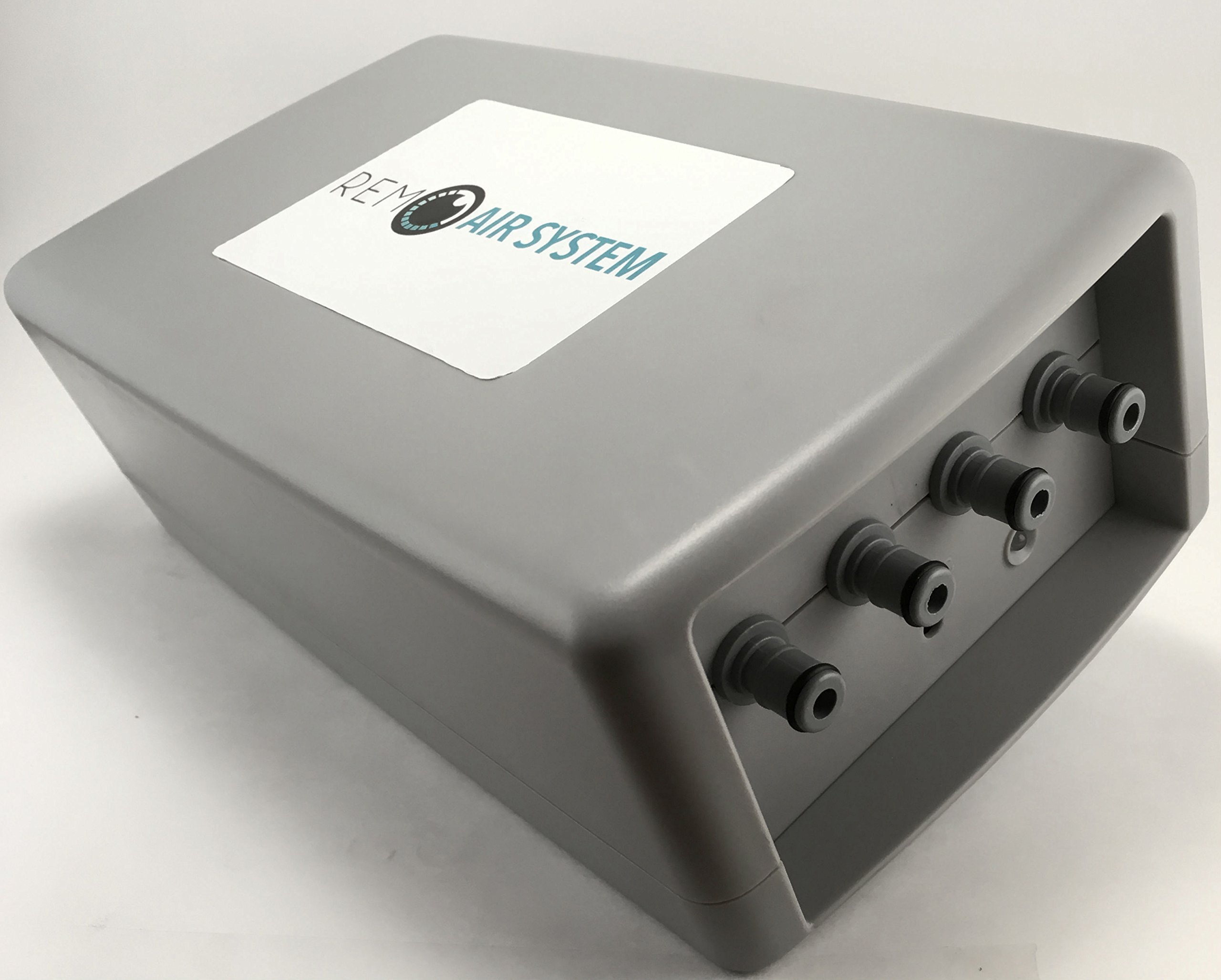 Replacement Wireless Air Bed Pump (4 VALVE) compatible with Select Comfort or Sleep Number Mattresses