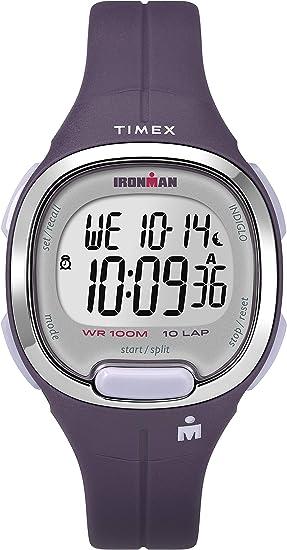 Timex TW5M19700 - Reloj Digital para Mujer con Correa de Resina: Amazon.es: Relojes
