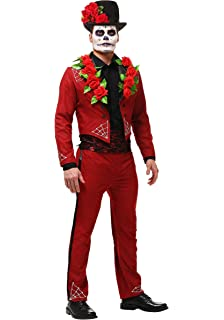 95ba65e9c2f Amazon.com: Rubie's Men's Grand Heritage EL Senor Costume, Multi ...