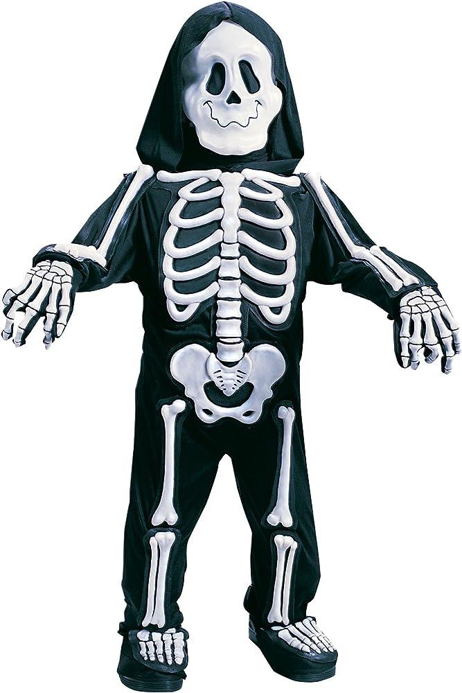 Totally Skelebones Toddler Halloween Costume
