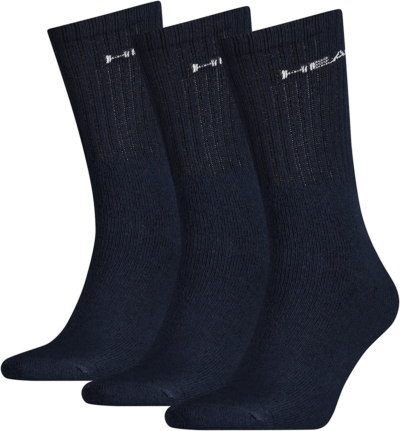 Head Crew 3P Calcetines, Unisex Adulto, Navy, 043