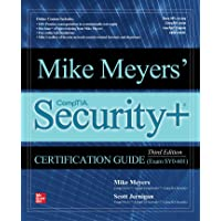 Mike Meyers' Comptia Security Certifn Gd Exm Sy0 601, 3E