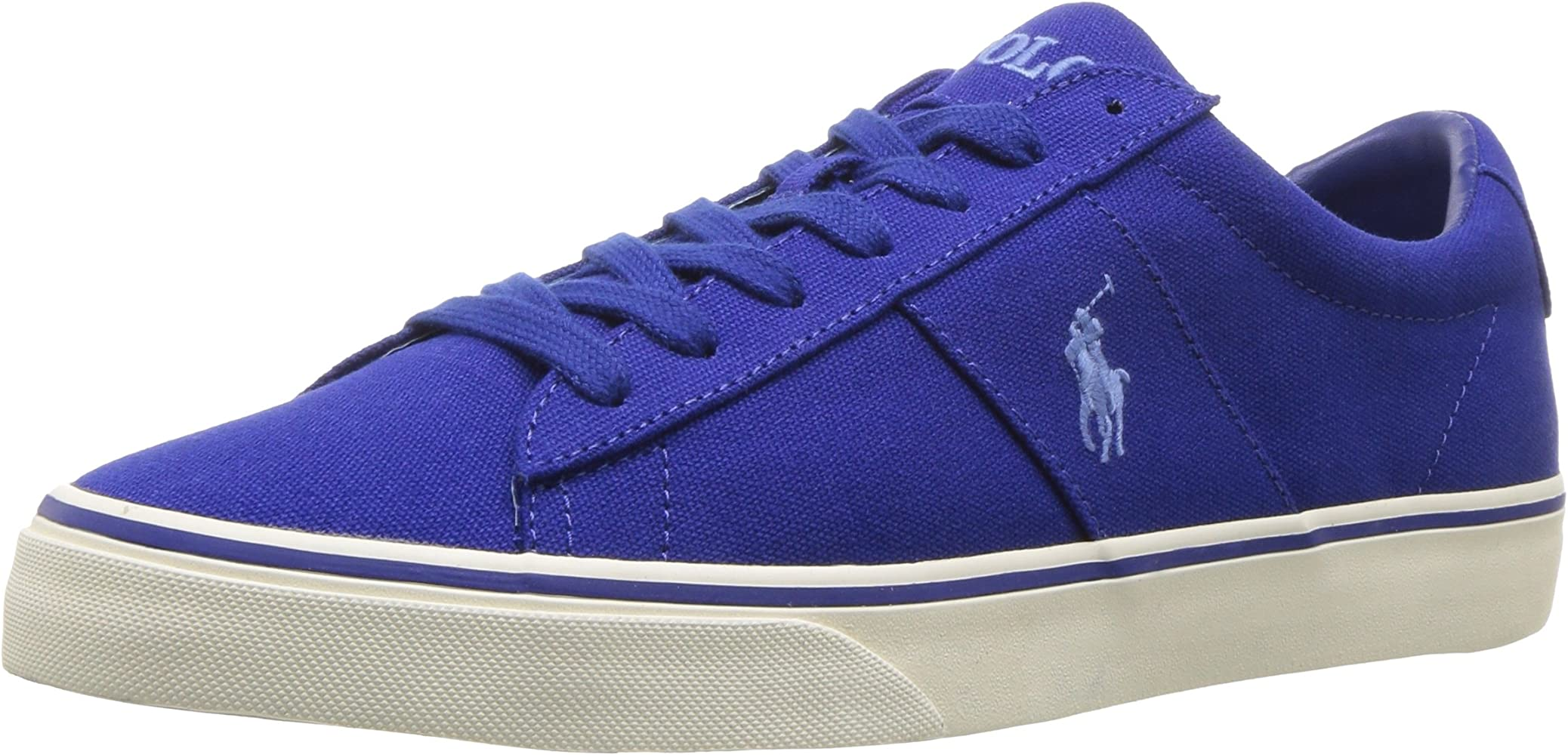 Polo Ralph Lauren Mens Sayer Sneaker: Amazon.es: Zapatos y ...
