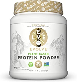 product image for Evolve Protein Powder, Ideal Vanilla, 20g Protein, 2 Pound