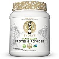 Evolve Protein Powder, Ideal Vanilla, 20g Protein, 2 Pound