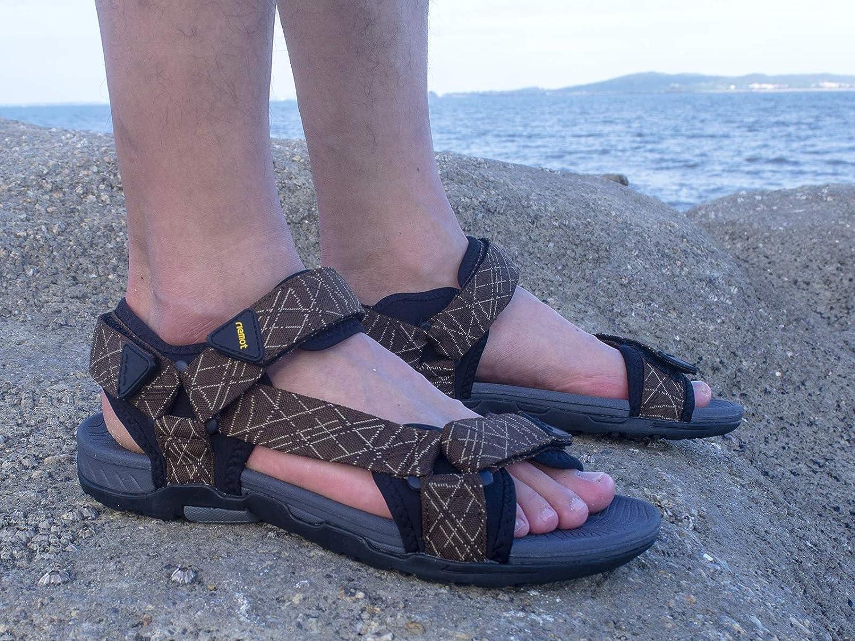 /& Outdoor Sandalen Sommer Trekking-/& Wandersandalen riemot Herren Offroad Sport