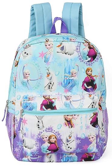 06fa8f4b1817 Disney Girls  Frozen All Over Print Backpack