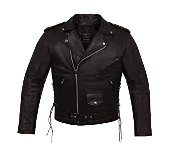 Amazon.com: Corelli Terminator Original Cruiser Leather ...
