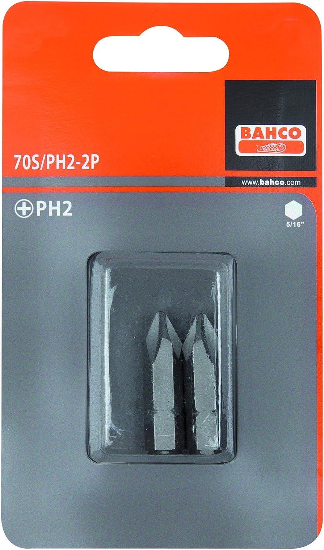 Bahco 70S//PH3-2P 2XBITS PH 3 32 MM 5//16