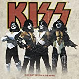 2018 KISS Wall Calendar (Day Dream)