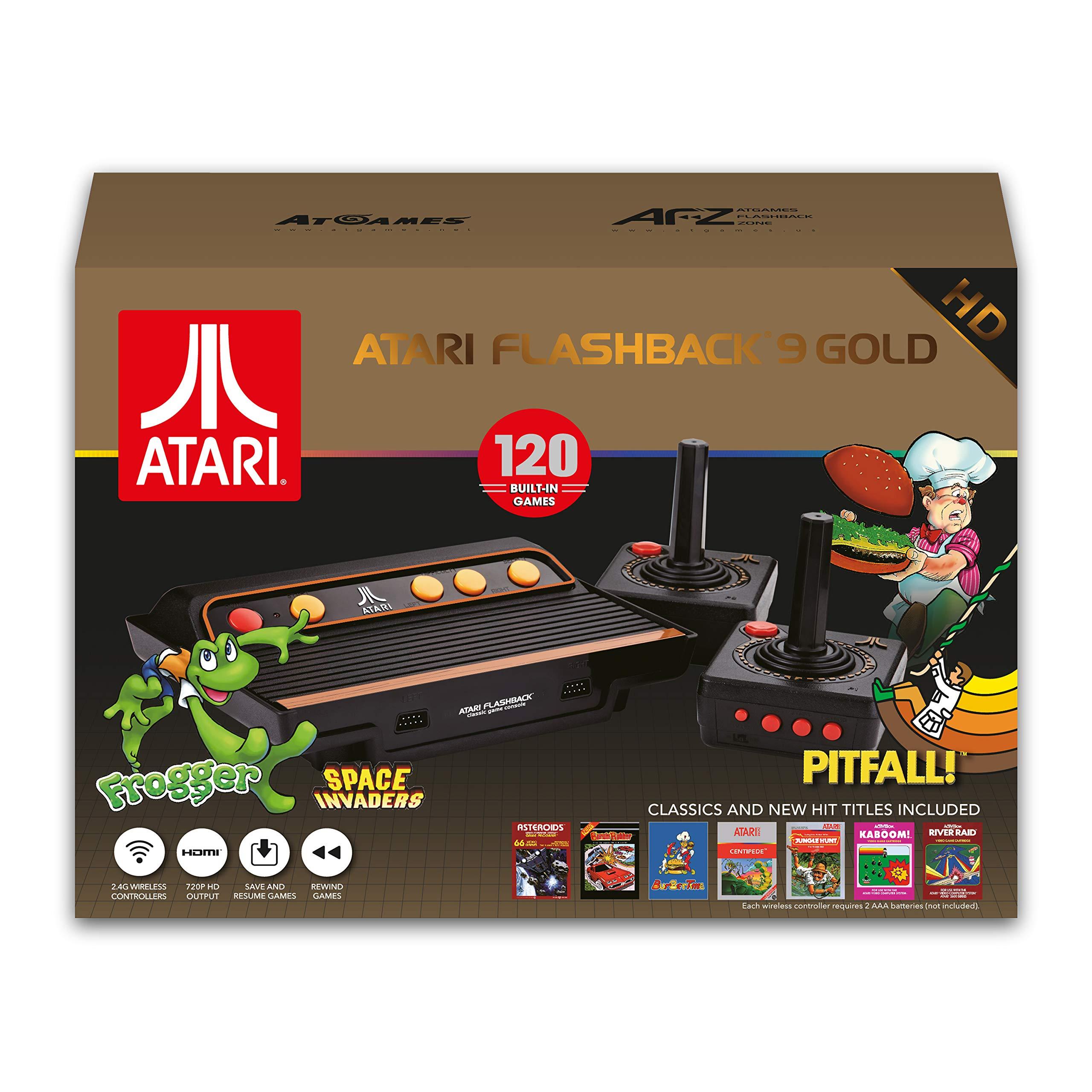Atari Flashback 9 Gold - Electronic Games