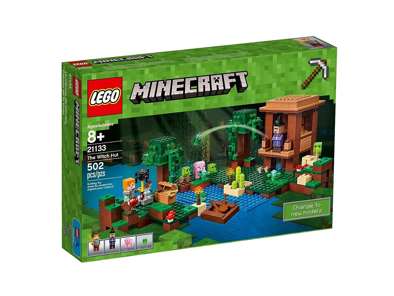 LEGO Minecraft 21133 - Das Hexenhaus Hexenhaus Hexenhaus 45dfa0