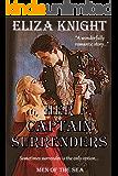Her Captain Surrenders (Men of the Sea Book 2)