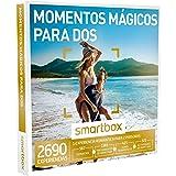 SMARTBOX - Caja Regalo -MOMENTOS MÁGICOS PARA DOS - 2690 experiencias como escapadas, spa y masajes, cenas o actividades de aventura