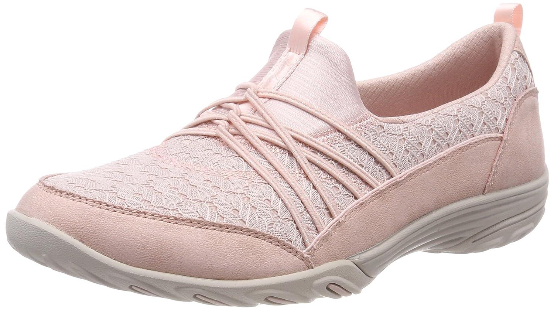 Skechers Empress-Wide-Awake, Zapatillas Sin Cordones Para Mujer, Rosa (Pink), 41 EU