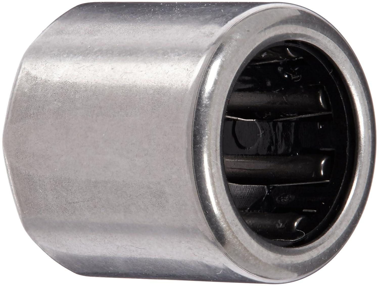 INA HF0812 rodillo embrague, Drawn Cup, plástico, extremo abierto, métricas, 8 mm ID, 12 mm OD, 12 mm de ancho: Amazon.es: Amazon.es