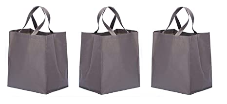5933b9a677 Amazon.com: fleXi Bags Reusable Grocery Shopping Tote | Pack of 3 ...