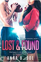 Lost & Found: Anabel & William #1 (New York Knights) Kindle Edition