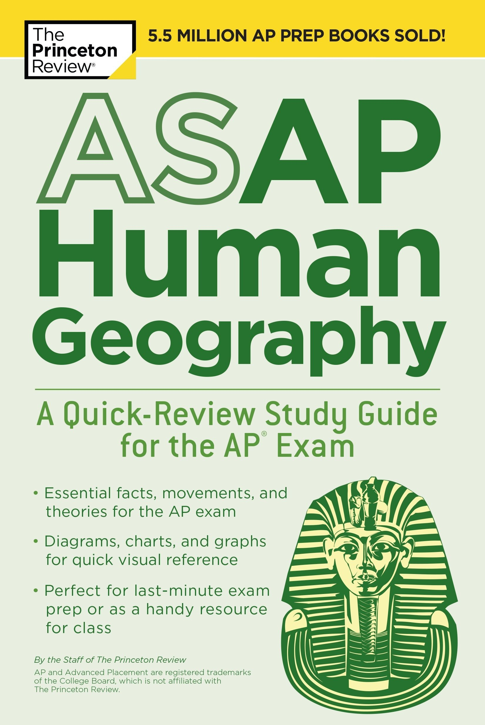 Amazon.com: ASAP Human Geography: A Quick-Review Study Guide for the AP Exam  (College Test Preparation) (9781524757656): Princeton Review: Books