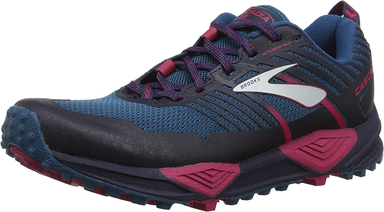 Brooks Cascadia 13, Zapatillas de Cross para Mujer: Amazon.es ...