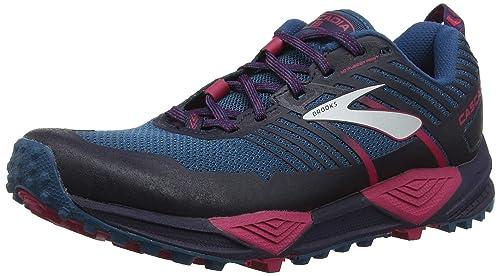 Brooks Cascadia 13, Zapatillas de Cross para Mujer: Amazon.es: Zapatos y complementos