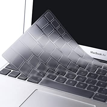 Ojos Keyboard Cover For Macbook Pro 13 And 15 Inch Clear Buy