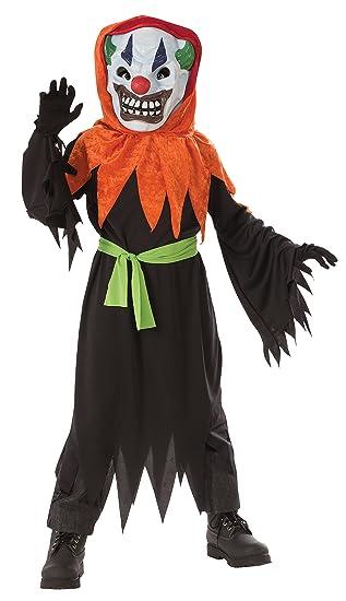Amazon.com: Rubie s disfraz Crazy disfraz de payaso y Lite ...