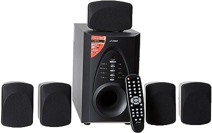 Image result for F&D 5.1 Channel f700X Speaker (Black)