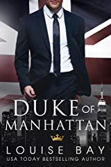Duke of Manhattan (The Royals Book 3) Kindle Edition