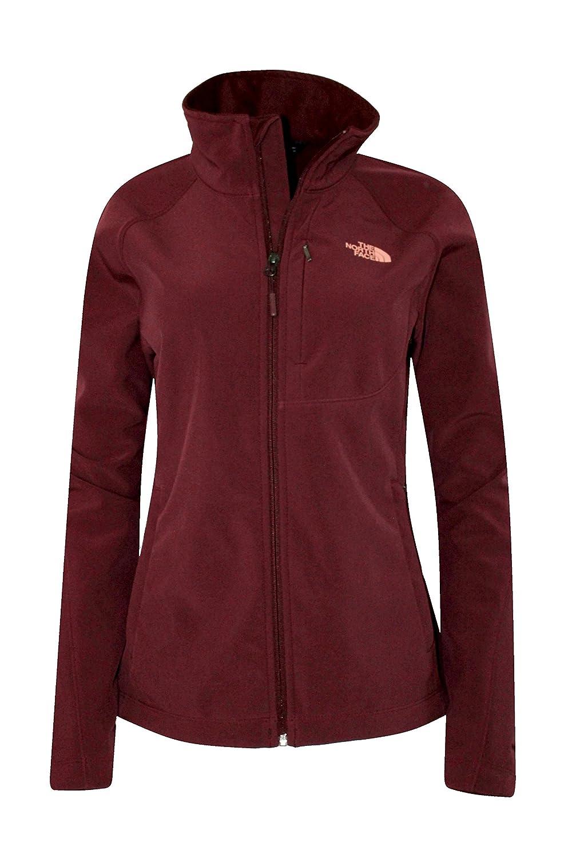 The North Face 2016 Apex Bionic Full Zip Soft Shell Jacket - Women's Deep Garnet Red