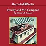 Freddy and Mr. Camphor (The Freddy the Pig Series)