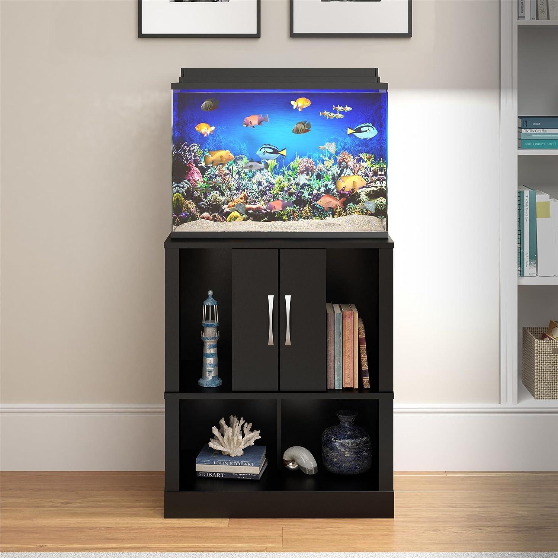 Ameriwood Home Cove 20 Gallon Aquarium Stand