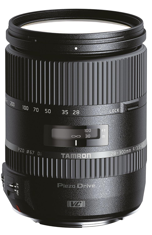 Tamron AE Objetivo para Canon Estabilizador óptico diámetro: mm negro