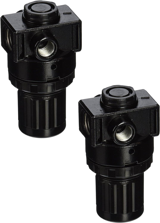 (2) Hitachi 885-807 Push to Lock Pressure Reducer (FJC) for EC119SA, EC12, EC89 81EJLvlmwGLSL1500_