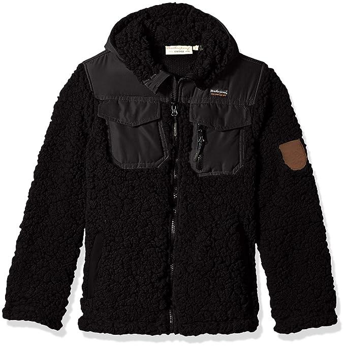 Amazon.com: Chaqueta de forro polar impermeable para niños ...