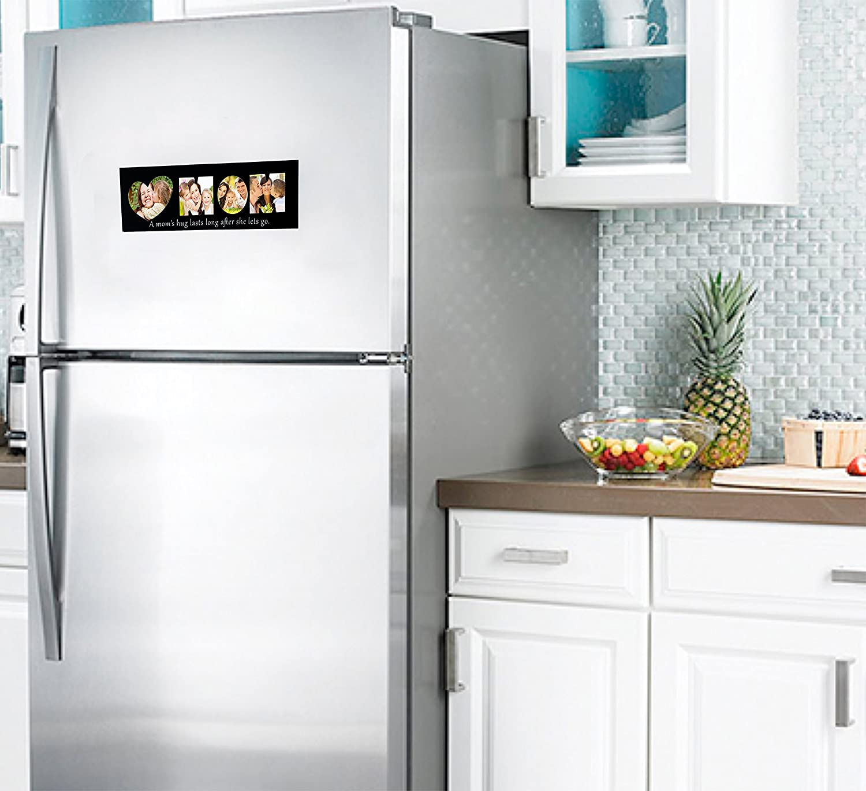 Atemberaubend Magnet Collage Bilderrahmen Für Kühlschrank Fotos ...