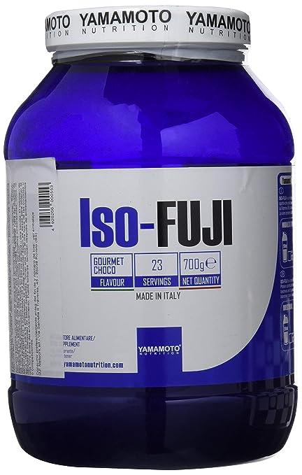 Yamamoto Nutrition Iso-Fuji Aisló Proteínas de Suero Ultra Filtradas, Sabor a Chocolate - 700 gr
