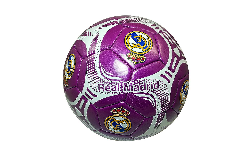 Real Madrid auténtica producto oficial de balón de fútbol tamaño 5 ...