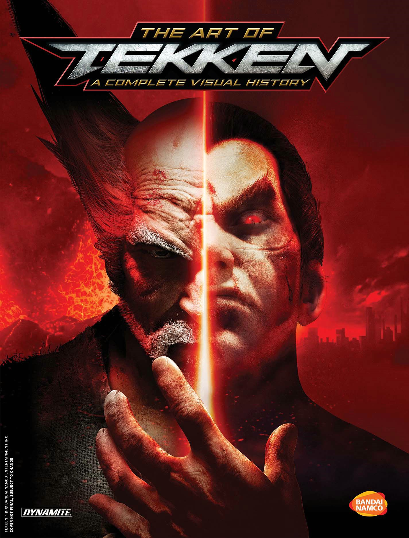 The Art of Tekken: A Complete Visual History HC