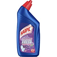 Harpic Toilet Active Cleaning Gel, Lavender Fresh, 500ml