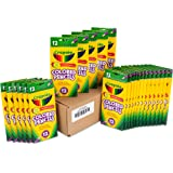 Crayola Colored Pencils 12 Each (Pack of 24), Pre-sharpened, Assorted Colors
