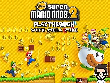 Amazon com: Watch Clip: New Super Mario Bros  2 Playthrough
